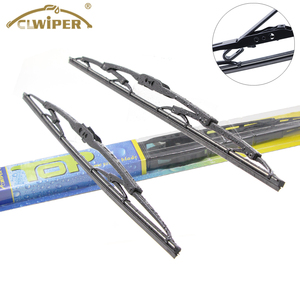 Universal Heated Metal Frame Windshield Wiper Blade For 95% Cars