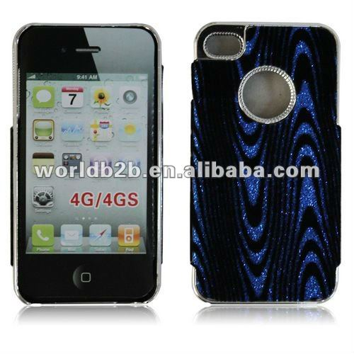 leather skin case for iphone 4/4S