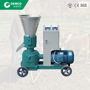 small flat die farm hennery use mini poultry feed mill machine animal feed pellets milling chicken food making machine