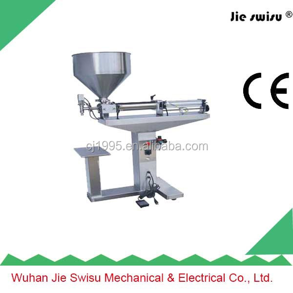 Best selling semi-automatic mulberry syrup filling machine