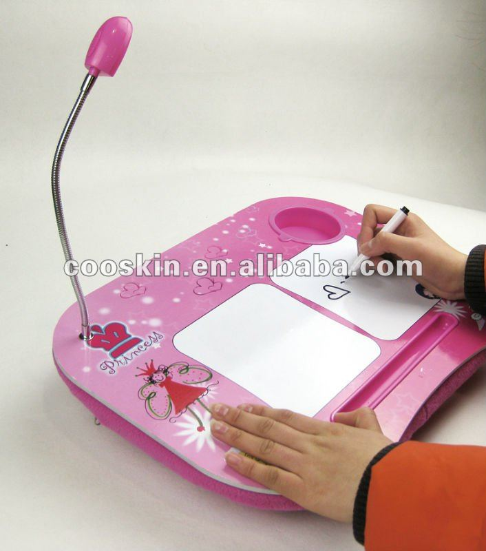 lap desk with writting pad