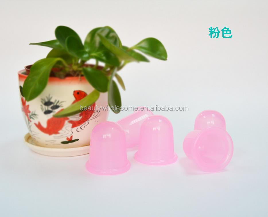 Suction cupping massage ,ynyn fda silicone massage cupping
