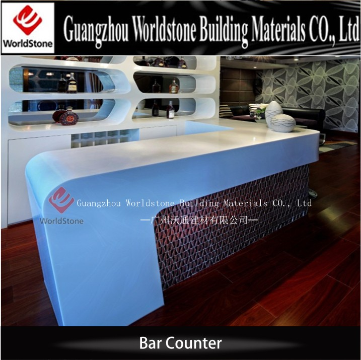 Half Round Counter Bar Used Home Bars For Sale
