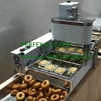 Perfex 2019 newest Donut Making Machine mini donut fryer