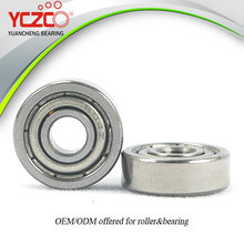 textile machinary used small size ball bearings with high precision