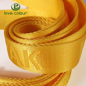 Hight quality strong durable nylon webbing packing safety strap