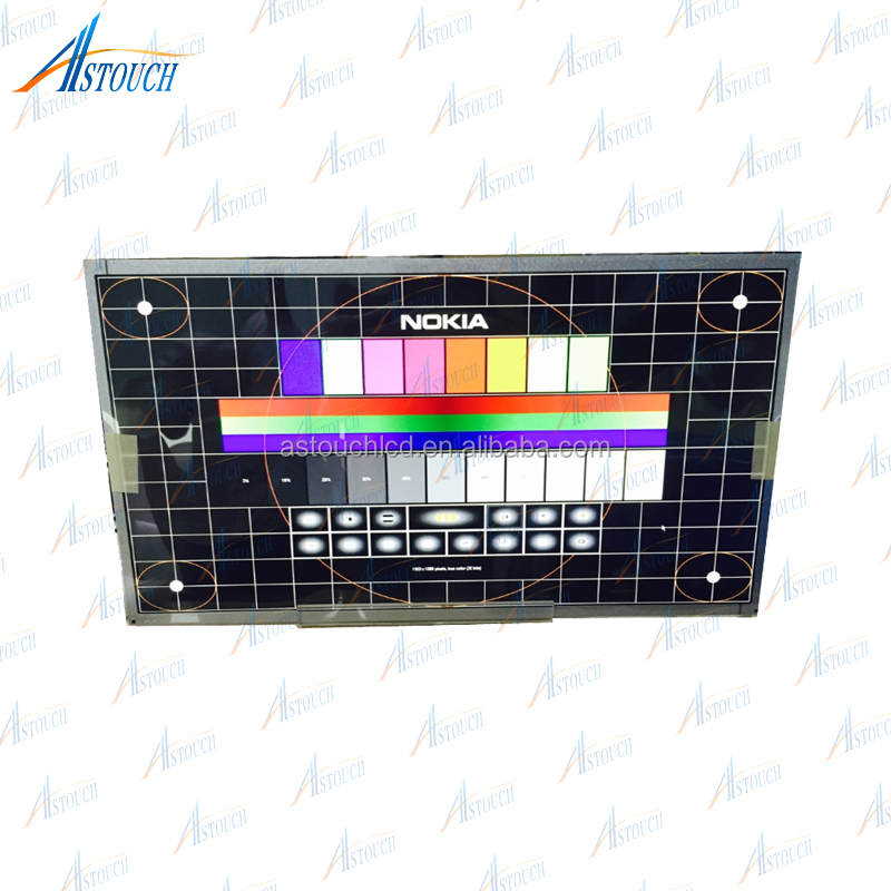 AUO 21.5 inch led backlight HD information checking machine/industrial grade lcd to lvds G215HVN01 V0