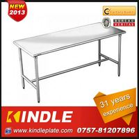 luxury small metal frame cofffee table for sale