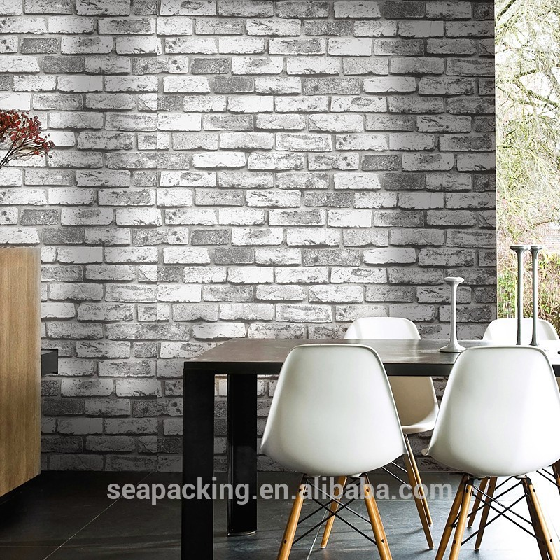 Papel Vinilico Para Pared. Awesome Negro Y Blanco Franja Vertical ...