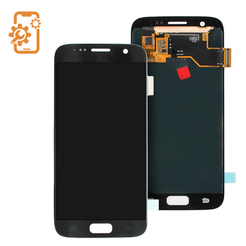 Lcd Display+Touch Glass Digitizer Assembly Amoled For Samsung S7 G930T Cellphone with Touch Panel