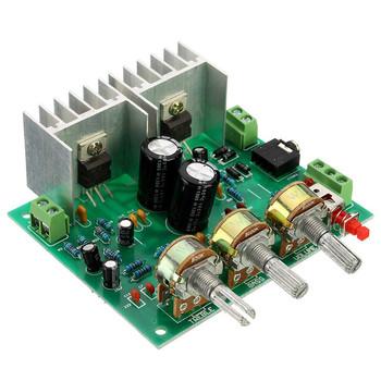 Two Channel 2 0 15w 15w Tda2030a Hifi Stereo Amplifier Amp Board Diy