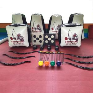 Outdoor sport recurve archery bow game set for kids