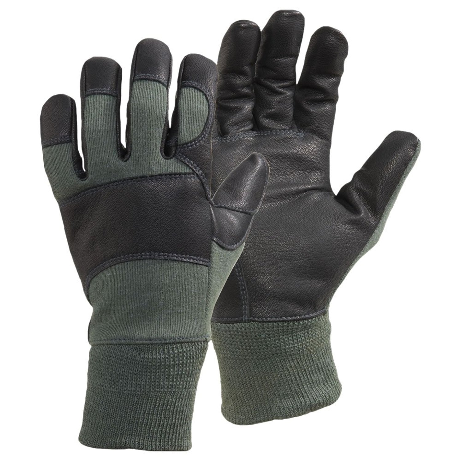 Camelbak Fire Resistant MXC Combat Gloves Sage Green Military Kevlar