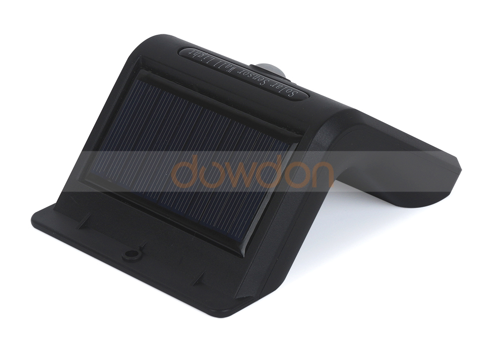 16 LED Outdoor Sensor Auto On Off Solar Garden Light Motion Lamp