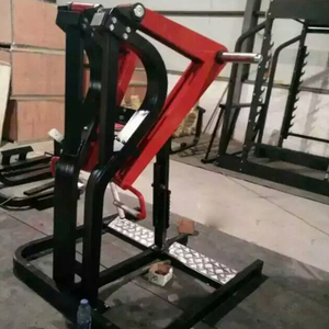 High quality free weight strength equipment low row for gym