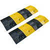 High load capacity Durable rubber Speed Bump Speed Breaker rubber speed hump with CE