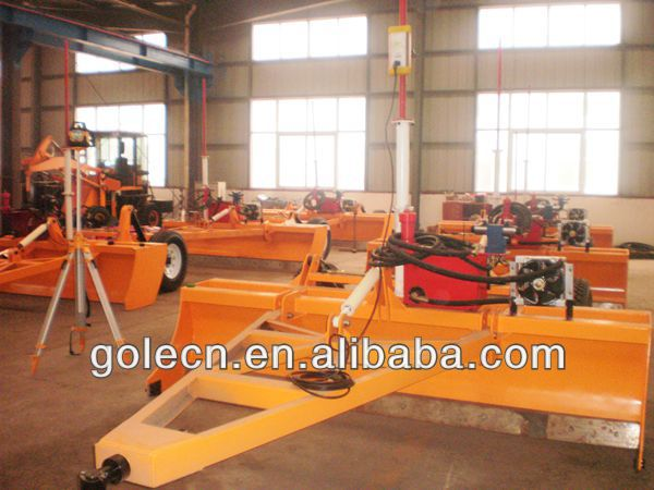 auto leveling machine, concrete leveling machine, laser land leveling machine for agriculture use