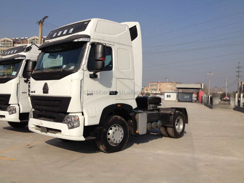 SINOTRUK HOWO TRACTOR TRUCK 4x2 for sale