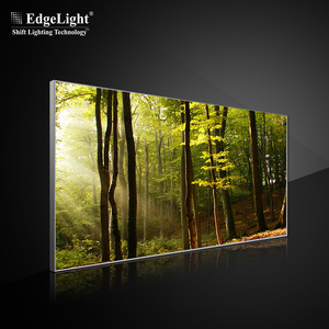 Edgelight AF18 alibaba china supplier smooth textile poster advertising equipment light box