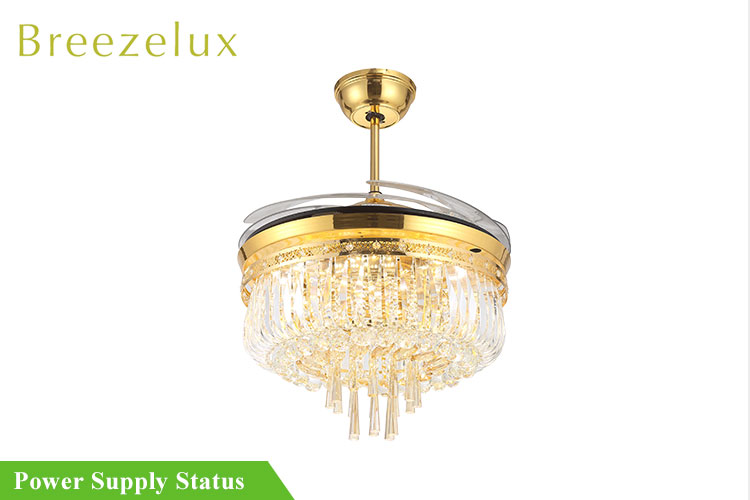 European Style Luxurious And Gorgeous Stealth Blades Crystal Tassel  Decorative Pendant Lights Amazing Pictures