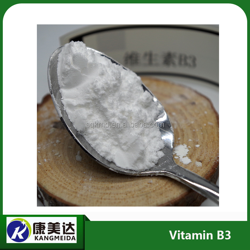 high purity vitmain b3 powder nicotinamide powder