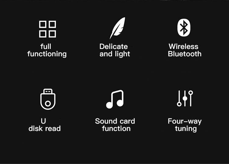 2019 Nieuwste Mini 4 Kanaals USB Audio Mixer Console Met Bluetooth