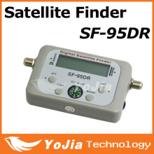 SF-95DR Satellite Signal Finder Sat finder Meter LCD DIRECTV Dish FTA Digital Displaying For TV Singnal Finder Meter 95DR