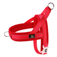 Soft Padded Durable Reflective Quick Fit Dog Harness