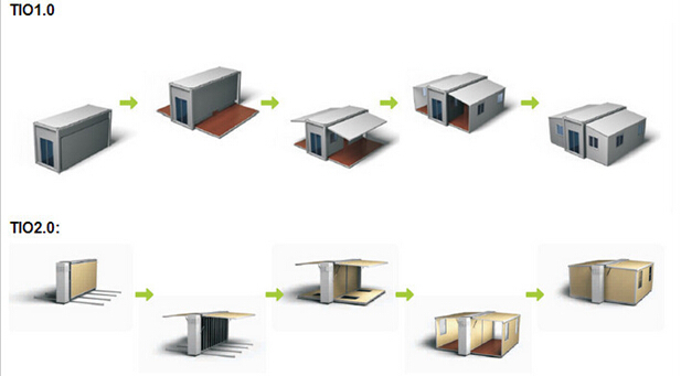 Module House expandable container house,sea container house,container module