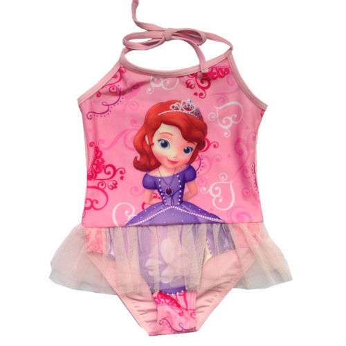 d78ad866a9cfc Get Quotations · Sofia swimwear girls bathing One piece swimsuits toddler  maillot de bain swimming wear
