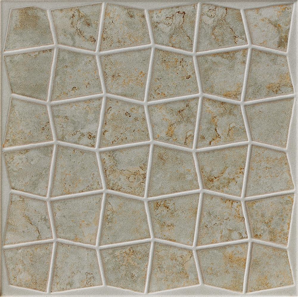 Interior y exterior flor baldosa cerámica-Alicatados-Identificación ...
