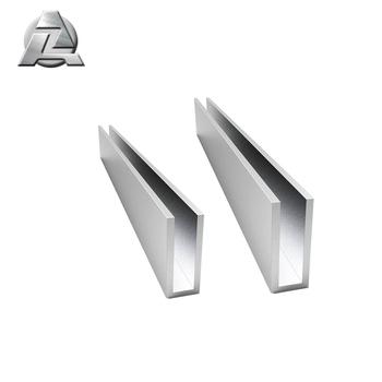 Thin Wall Light Weight Aluminum U Channel Moulding With Flange - Buy U  Channel Moulding,Aluminum Channel Moulding,Aluminum U Channel With Flange