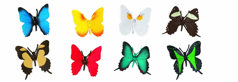 Safari Ltd Butterflies Bulk Bag
