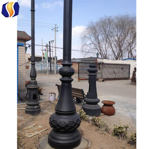 China Outdoor Street Light Pole from factory