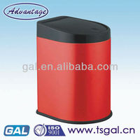 waste bin container price color powder coating stainless steel optional