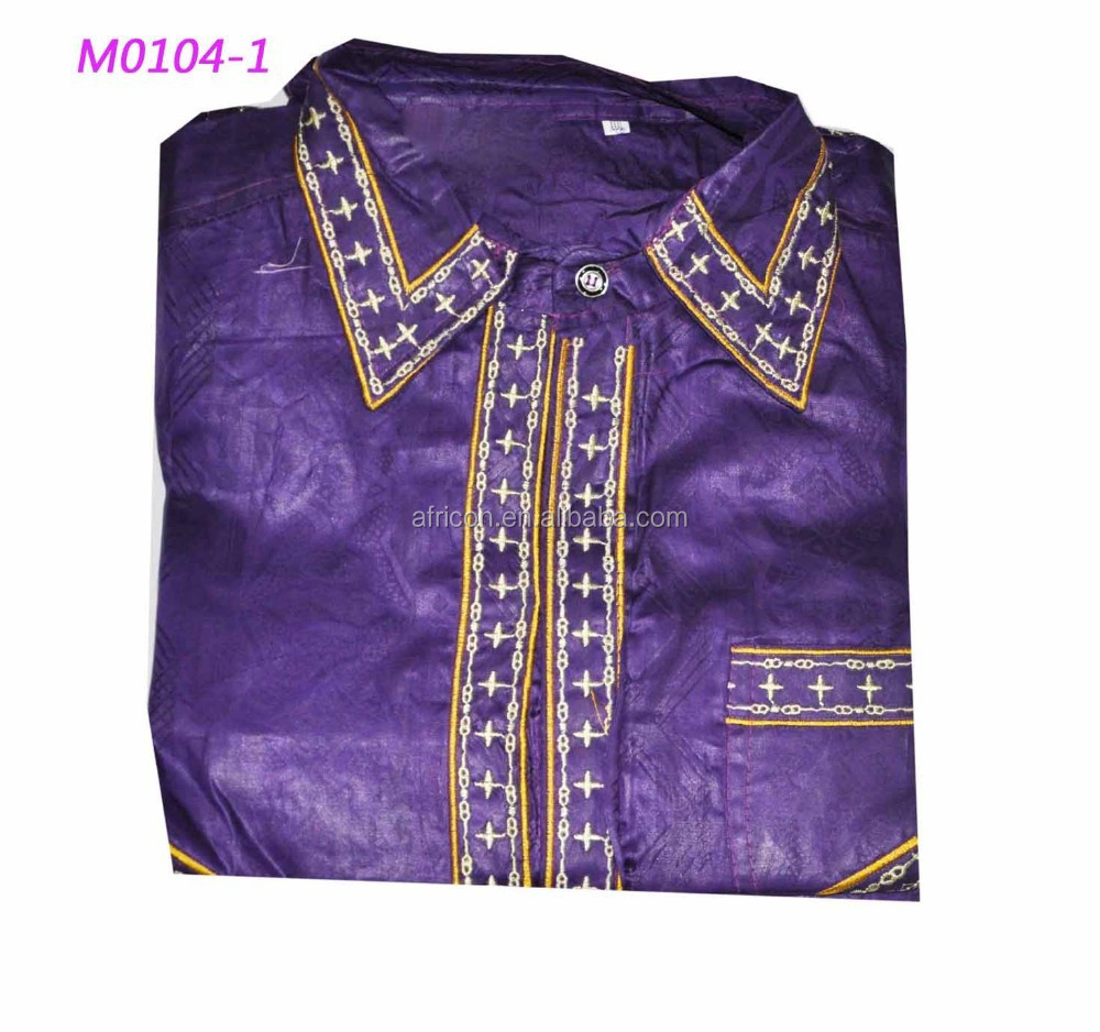 M0104-1purple wholesale mens dress shirts