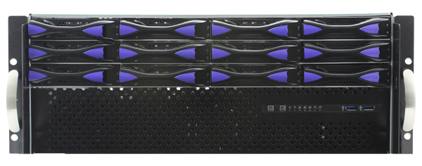 4u rackmount server case ED412H40