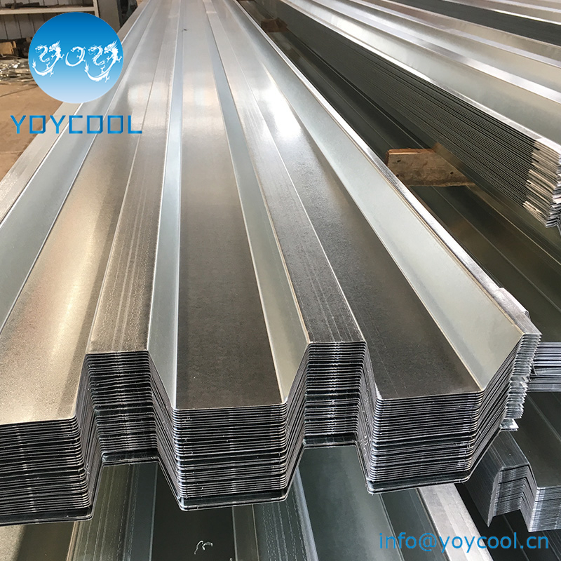 steel deck grating/steel deck plate/galvanized corrugated sheet