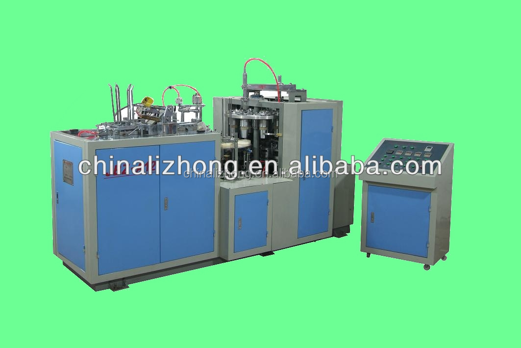 China Paper cups forming machine(JBZ-A12)