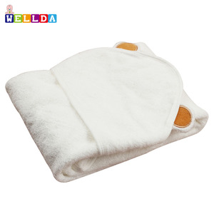 infant and toddler bath towel Bamboo Baby Hooded Towel Washcloth