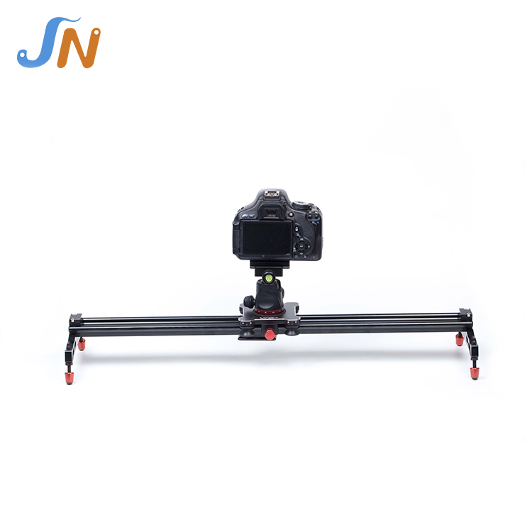 High quality 60CM Metal Panel Bearing Type Aluminum Alloy china factory camera slider