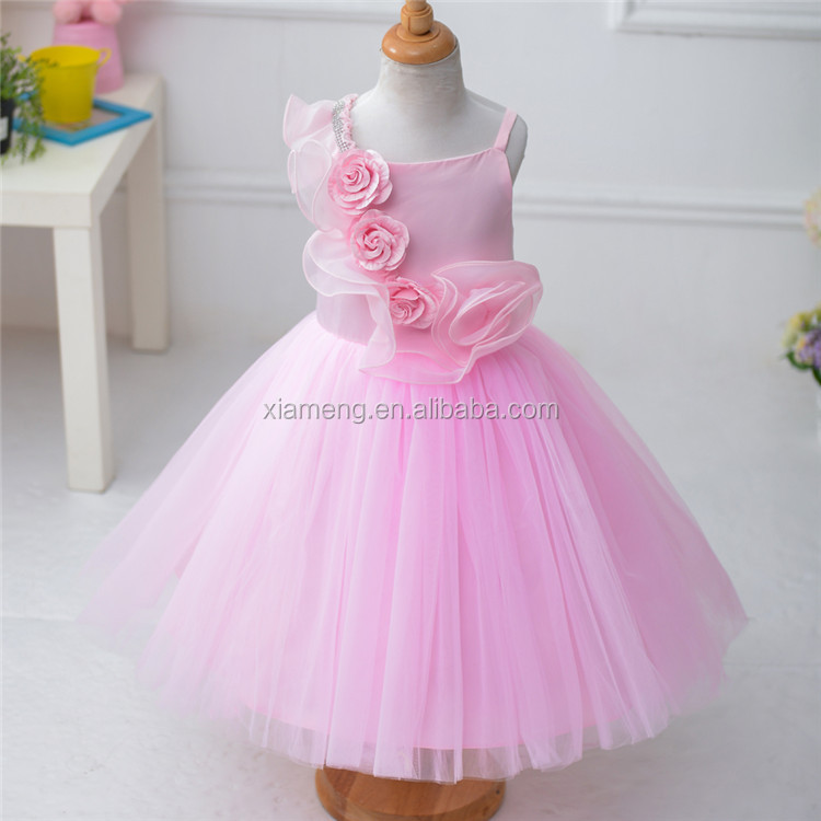 Factory price pink fancy dress costumes wholesalers for baby girls