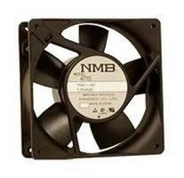 NMB TECHNOLOGIES - 4710PS-23T-B30-A00 - AXIAL FAN, 119MM, 230VAC, 100mA by NMB TECHNOLOGIES