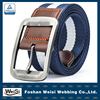 China top quality woven belt nylon woven canvas belt