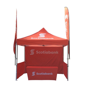 Outdoor advertising marquee 10x10 pop up tent trade show folding canopy