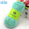 china bamboo cotton hand knitting yarn factory suzhou huicai textile bamboo blends yarn bamboo cotton hand knitting yarn
