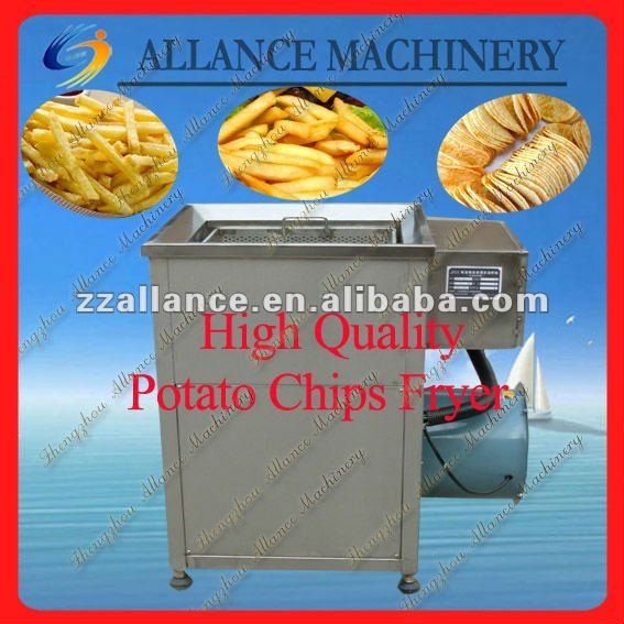 28 AL-DM-500 Frying chips equipments used in kfc