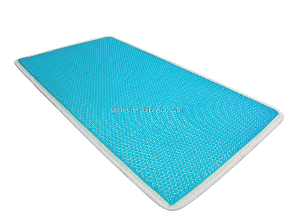 Cooling Gel Mattress Topper Memory Foam Mattress Topper