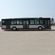 Price of new city bus low floor 12m 35 seats airport shuttle bus for sale