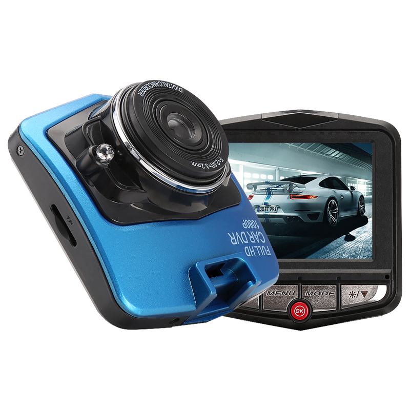 Factory sale Cheap Price 2.5 Inch HD Car Dashboard Camera with Night Vision Wide Angle Lens